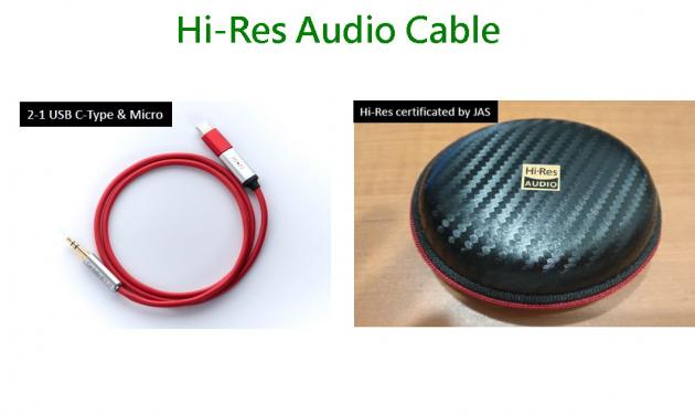 Hi-Res Audio Cable 1